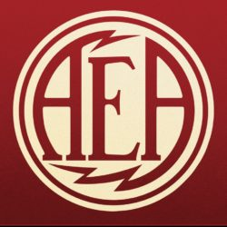 AEA Ribbon Mics logo