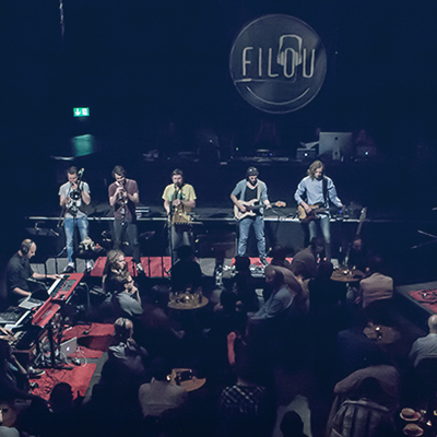 Filou – The Headphone Sessions